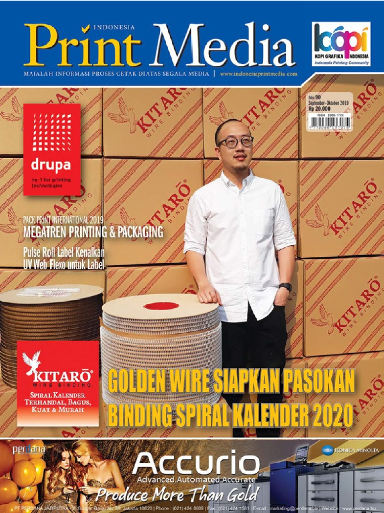 Print Media Indonesia Digital Magazine ED 90 September 2019