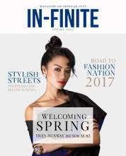 Cover Majalah IN–FINITE ED 07 Maret 2017
