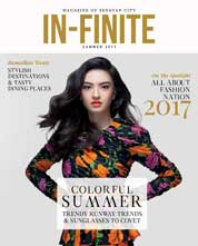 Cover Majalah IN–FINITE ED 08 Juni 2017