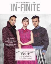 Cover Majalah IN–FINITE ED 09 September 2017