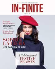 Cover Majalah IN–FINITE ED 10 Desember 2017