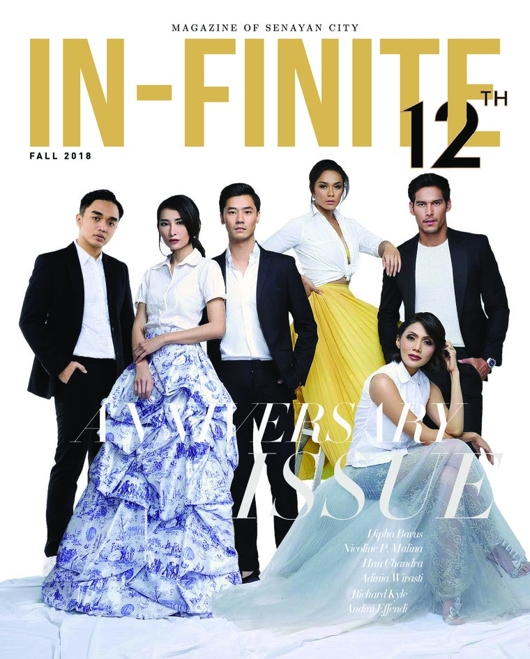 Majalah Digital IN-FINITE ED 13 September 2018