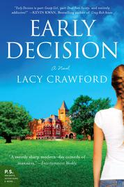 Early Decision by Lacy Crawford Cover