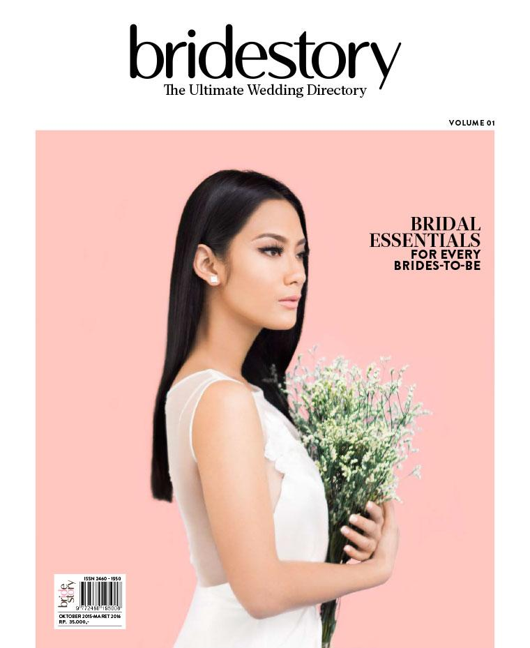 Bridestory Digital Magazine ED 01 October 2015