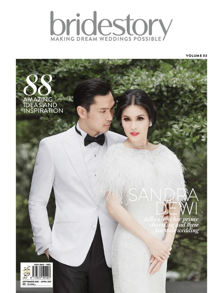 Bridestory Digital Magazine ED 03 September 2016