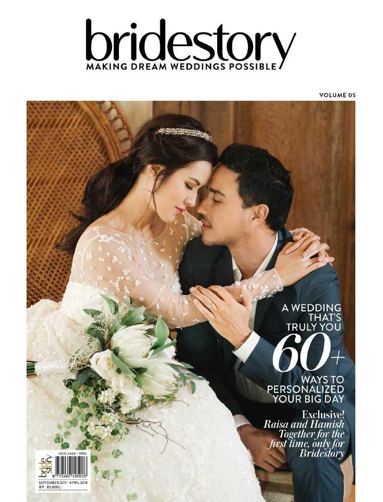 Bridestory Digital Magazine ED 05 November 2017