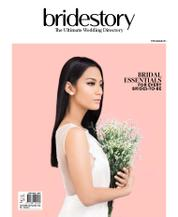 Bridestory Magazine Cover ED 01 October 2015