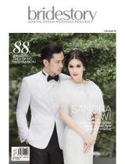 Bridestory Magazine Cover ED 03 September 2016