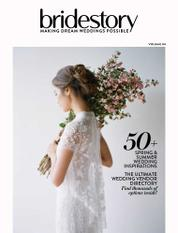 Bridestory Magazine Cover ED 04 April 2017