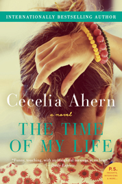 Cover The Time of My Life oleh Cecelia Ahern