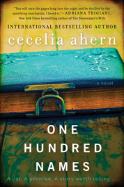 Cover One Hundred Names oleh Cecelia Ahern