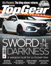 Cover Majalah Top Gear Philippines Oktober 2017