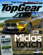 Top Gear Philippines Magazine Cover