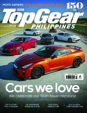 Cover Majalah Top Gear Philippines April 2018