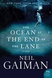 Cover The Ocean at the End of the Lane oleh Neil Gaiman