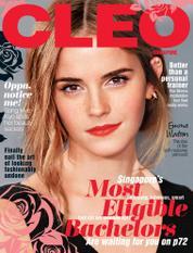 Cover Majalah CLEO Singapore Mei 2017