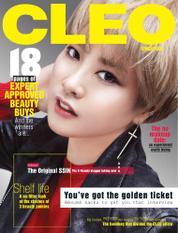 Cover Majalah CLEO Singapore Juli 2017