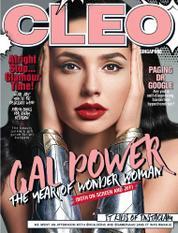 Cover Majalah CLEO Singapore Desember 2017