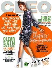 Cover Majalah CLEO Singapore Februari 2018