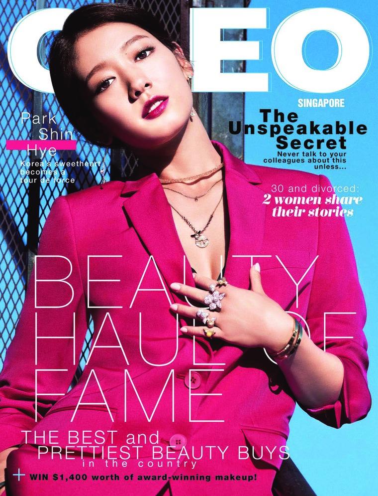Majalah Digital CLEO Singapore Juli 2018