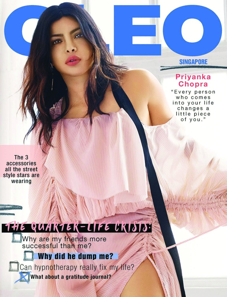 Majalah Digital CLEO Singapore Oktober 2018