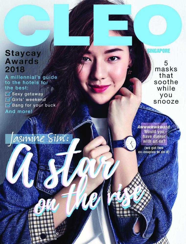 Majalah Digital CLEO Singapore November 2018