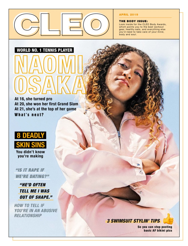 CLEO Singapore Digital Magazine April 2019