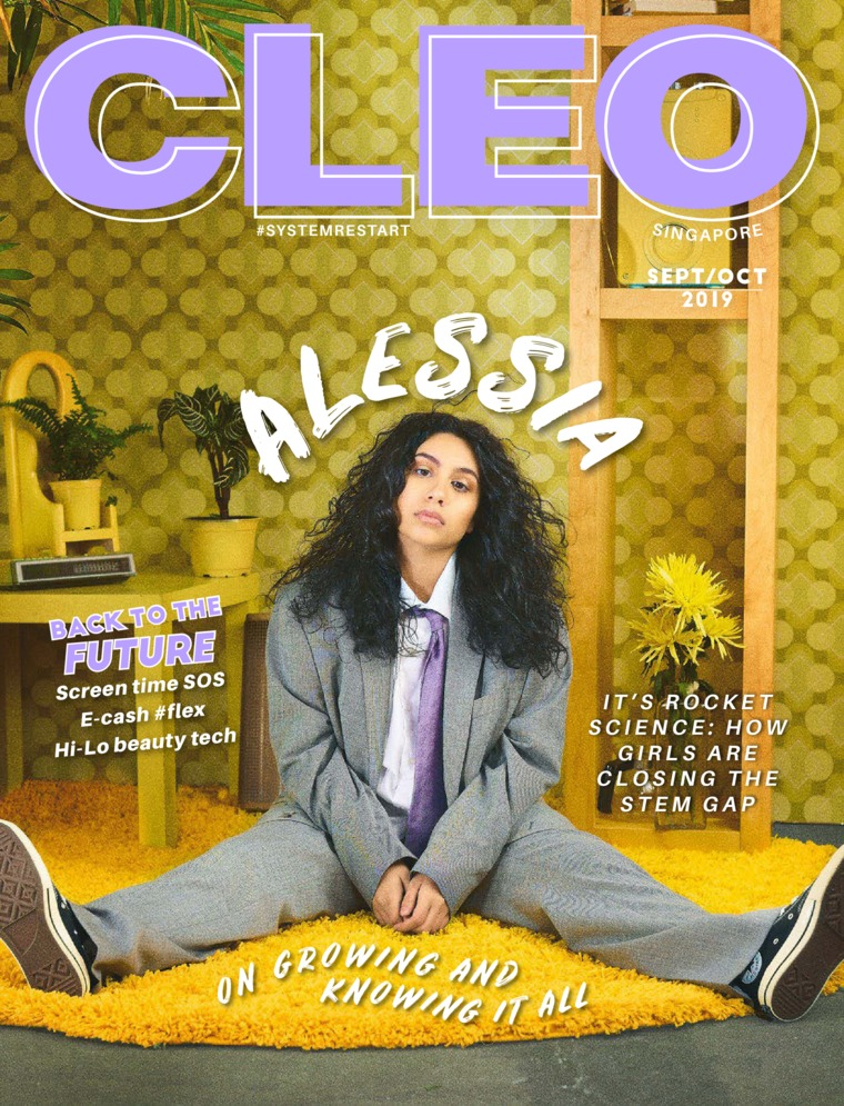 Majalah Digital CLEO Singapore September 2019