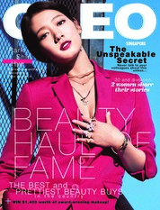 CLEO Singapore Magazine Cover July 2018