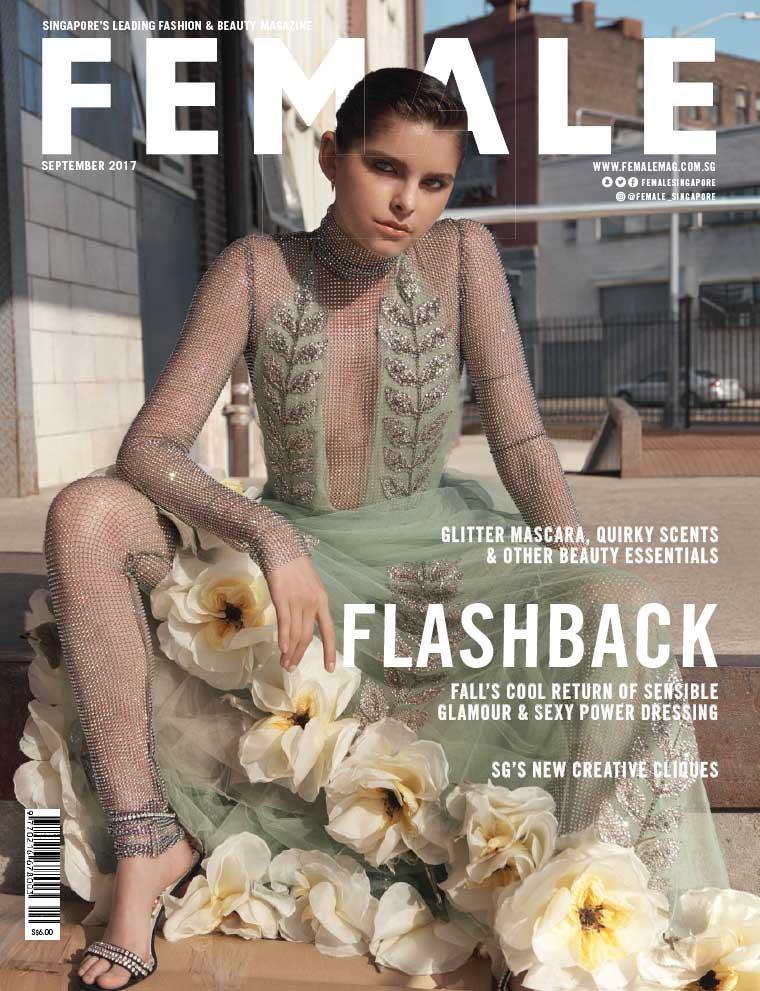Majalah Digital female Singapore September 2017