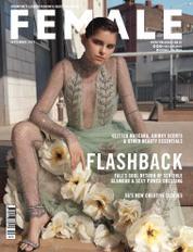 Cover Majalah female Singapore September 2017