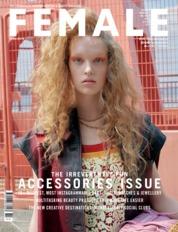 Cover Majalah female Singapore