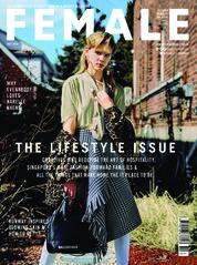 Female Singapore Magazine Cover May 2018