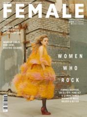 Cover Majalah female Singapore Februari 2019