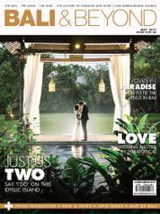 Cover Majalah BALI & BEYOND English Mei 2017