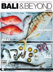 Cover Majalah BALI & BEYOND English Juni 2017