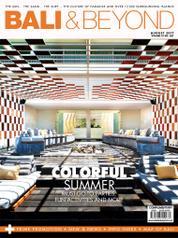 Cover Majalah BALI & BEYOND English Agustus 2017