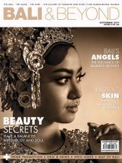 Cover Majalah BALI & BEYOND English September 2017