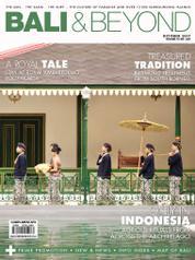 Cover Majalah BALI & BEYOND English Oktober 2017
