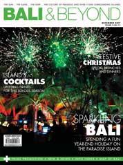 Cover Majalah BALI & BEYOND English Desember 2017