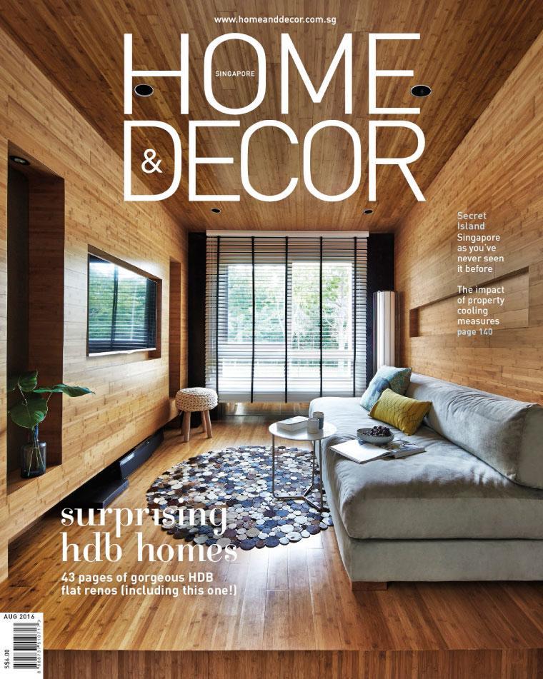 HOME U0026 DECOR Singapore Digital Magazine August 2016