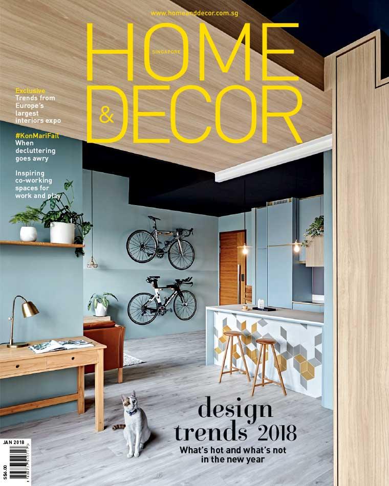 home decor singapore magazine january 2018 gramedia digital