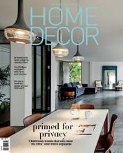 Cover Majalah HOME & DECOR Singapore September 2017