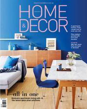 Cover Majalah HOME & DECOR Singapore Oktober 2017
