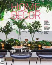 Cover Majalah HOME & DECOR Singapore Desember 2017