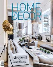 Cover Majalah HOME & DECOR Singapore Februari 2018