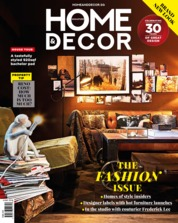 Cover Majalah HOME & DECOR Singapore