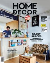 Cover Majalah HOME & DECOR Singapore