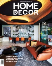 HOME & DECOR Singapore Magazine Cover March 2019
