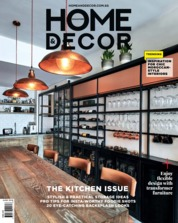 Cover Majalah HOME & DECOR Singapore Juni 2019